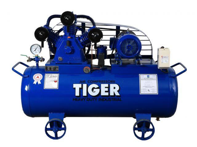 """ปั๊มลม ขนาด 5 HP 165ลิตร รุ่น TG-35A  """"TIGER"""""""