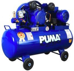 ปั๊มลม ''PUMA'' รุ่น PP-2P ขนาด 1/2 HP 000944