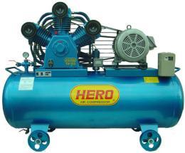 ปั๊มลม ''HERO'' รุ่น TH-120 , TH-120S ขนาด 15 HP 00093