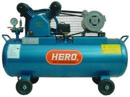ปั๊มลม ''HERO'' รุ่น VH-51 ขนาด 1/2HP 000925