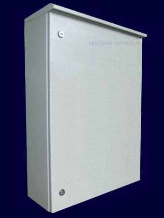 ตู้ไซค์เหล็กกันน้ำ รุ่น DS..series  IP.45
