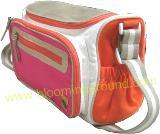 กระเป๋าใส่ขวดนม รุ่น เลิฟ สีชมพูส้ม