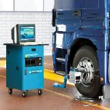 เครื่องตั้งศูนย์ล้อ รุ่น ML 5000 TECH Truck