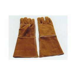 ถุงมือหนังงานอุตสาหกรรม  LG-HG1413W