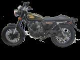 รถจักรยานยนต์ Stallions Sport Classic Centaur 150