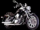 รถจักรยานยนต์ Lifan Custom V250