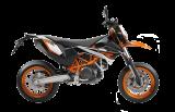 รถจักรยานยนต์ KTM 690 SMC R