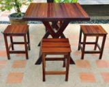 โต๊ะกลางแจ้ง FD 003 Outdoor set