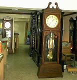นาฬิกาตั้งพื้นโบราณ 007