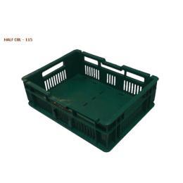 ลังผลไม้ Container FRUIT CRATE HALF CBL - 115