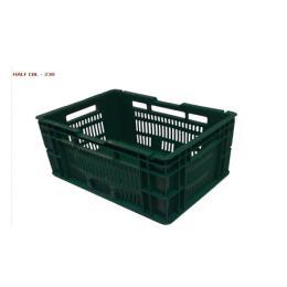 ลังผลไม้ Container FRUIT CRATE HALF CBL - 230