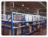ชั้นวางสินค้าอุตสาหกรรม Carton Flow Rack System