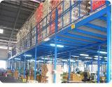 ชั้นวางสินค้าอุตสาหกรรม Mezzanine Floor System