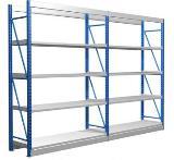 ชั้นวางสินค้าอุตสาหกรรม Medium Shelving system