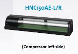 ตู้โชว์ซูชิ HNC150AE-L/R
