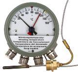 มิเตอร์น้ำมันและไฟแสดงสถานะอุณหภูมิ MT-ST160WR