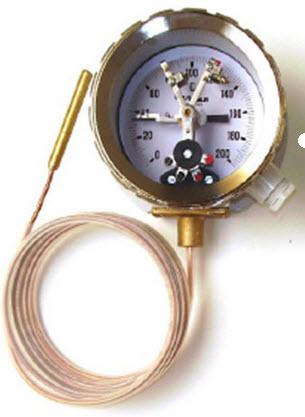 เครื่องวัดอุณหภูมิหม้อแปลงไฟฟ้า type 1187/S capillary