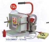 เครื่องกรองขนาดกลาง COLOMBO-12 Inox