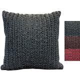 หมอน Cotton croche cushion