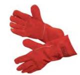ถุงมือหนังท้อง TS-LWRS