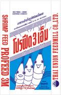 อาหารกุ้งโปรฟีด เบอร์3M (Profeed)