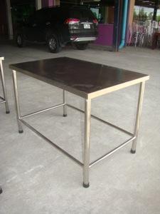 โต๊ะอาหาร-สแตนเลส