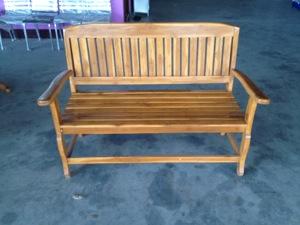 เก้าอี้ไม้ยาว-เฟอร์นิเจอร์ไม้