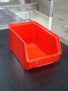 กล่องใส่อะไหล่-สีแดง