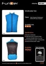 เสื้อปั่นจักรยาน Vest