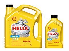 เชลล์ เฮลิกส์ ดีเซล HX5