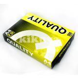 กระดาษถ่ายเอกสาร QUALITY A4-70G ห่อเหลือง(500ผ)