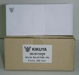 ซองขาว KIKUYA 9/125 90g A ครุฑ