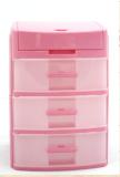 ชั้นเก็บของพลาสติก panda box (no.1070)