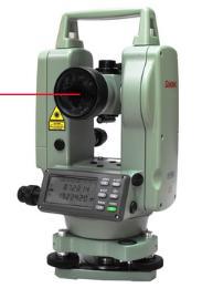 กล้องวัดมุมแบบอิเล็กทรอนิกส์ SANDING รุ่น ET-05L