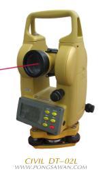 กล้องวัดมุมอิเล็กทรอนิกส์เลเซอร์ CIVIL  DT-02L