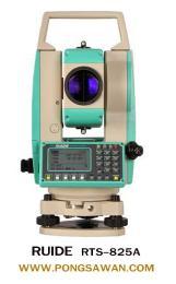 กล้องสำรวจและวัดระยะทาง RUIDE RTS-825A
