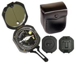 เข็มทิศสำรวจ ชนิดPOCKET COMPASS MODEL DQL-8 มือถือ