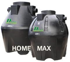 ถังบำบัดน้ำเสีย  DSAVE  DS600-1600 ลิตร
