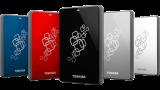 ฮาร์ดดิสก์ Canvio® 3.0-500GB