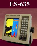 เครื่องจีพีเอส พล็อตเตอร์ SUZUKI ES-635