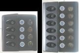 สวิทซ์สลับ  Switch Panel Weather Deck
