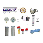 Hydraulic Accessories : KOMPASS