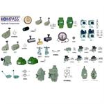 Hydraulic Control Valves : KOMPASS
