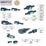 Hydraulic Modular Valve : KOMPASS
