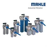 Duplex Filter กรองน้ำมันไฮดรอลิก, MAHLE