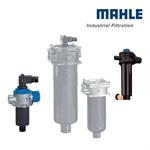 Return line filter กรองน้ำมันไฮดรอลิก, MAHLE