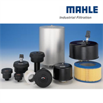 Air Breather Filter กรองอากาศ, MAHLE