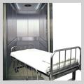 ลิฟต์ขนย้ายผู้ป่วยในโรงพยาบาล ECG Elevanic