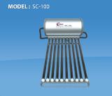 เครื่องทำน้ำร้อนระบบพลังงานแสงอาทิตย์SC-100