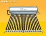 เครื่องทำน้ำร้อนระบบพลังงานแสงอาทิตย์SC-200